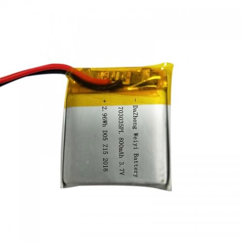 聚合物锂电池定做