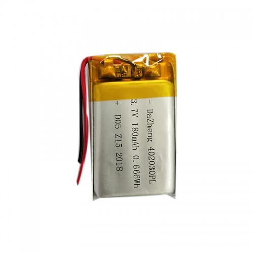 金华聚合物锂电池工厂
