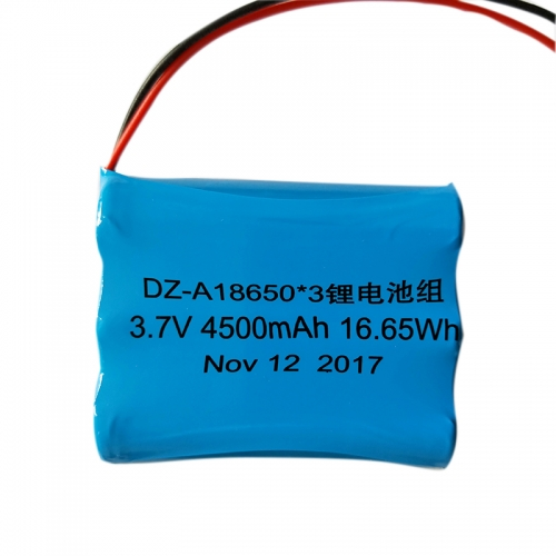 金华锂电池