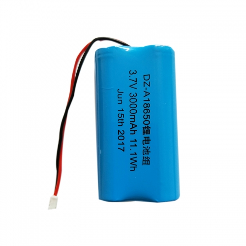 金华18650锂电池组